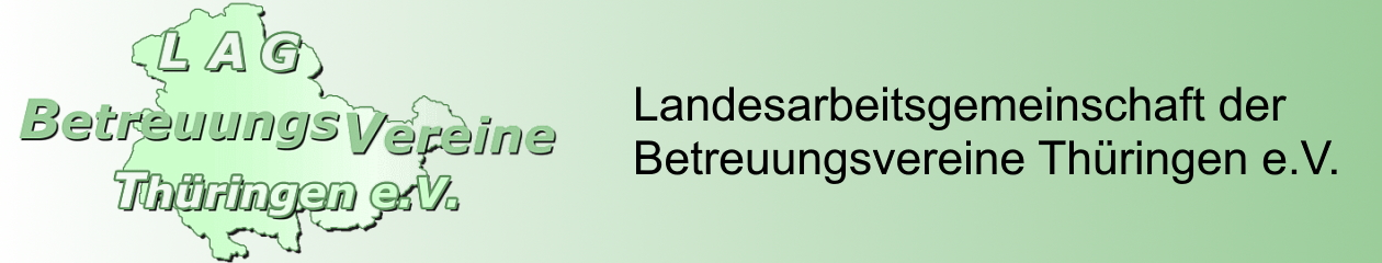 LAG Betreuungsvereine Thüringen e.V.
